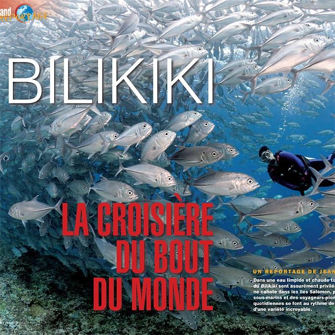 Plongeurs Magazine - Solomon Islands