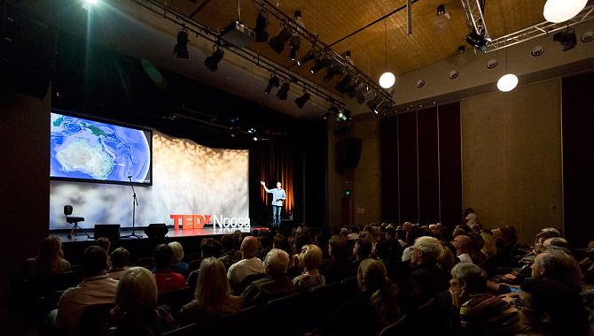 Josh Jensen TEDx talk