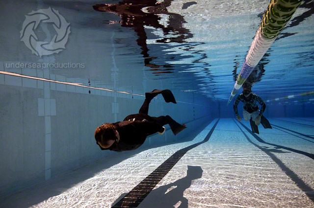 Learning freediving on the Sunshine Coast