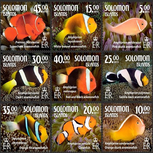 Solomon Islands Postage Stamps